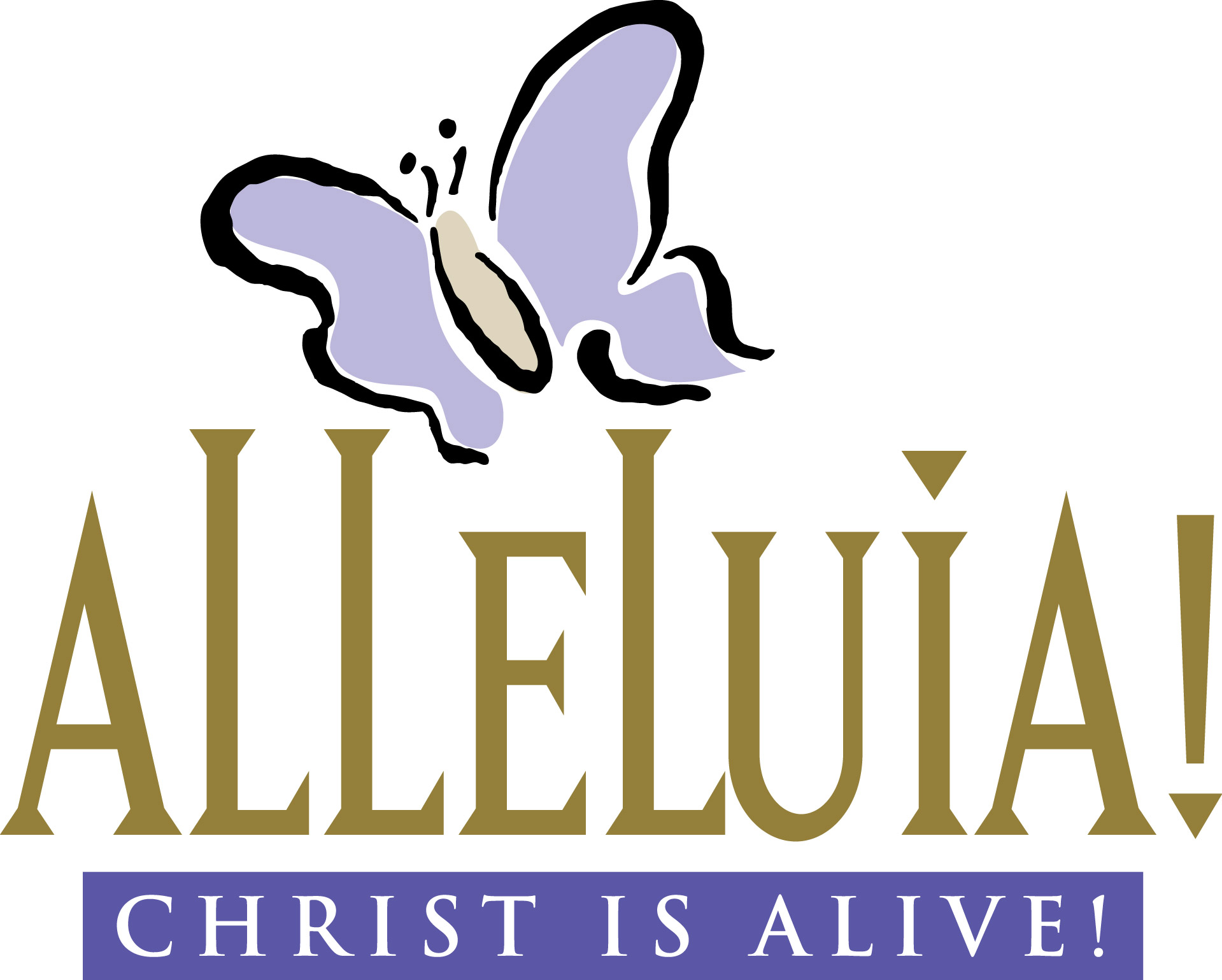 easter christ the king lutheran church he is risen clipart black and white he is risen clipart for digital sign