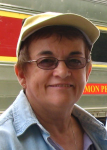 Deacon Patricia Jabre