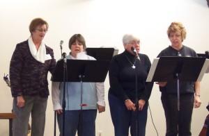 Women's Triple Trio