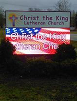 CtK's new sign