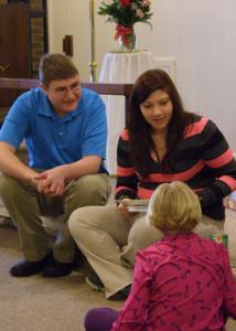 Late Worship Children's Sermon