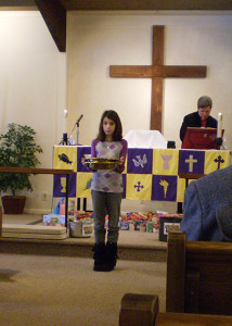 Early & Late Worship Acolyte
