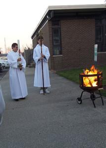 2014 Easter Vigil -2