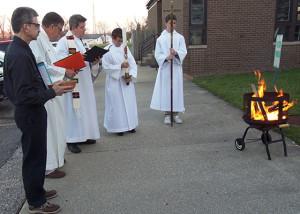 2014 Easter Vigil - 5