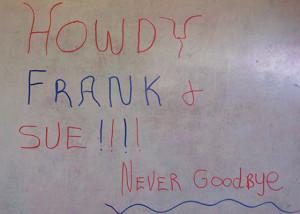 Farewell Frank Pre-Lunch 1