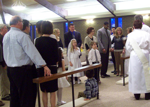 First Holy Communion 2015-7
