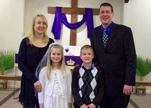 First Holy Communion 2015-6