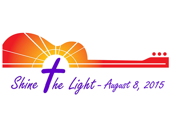 Shine the Light 2015 Logo