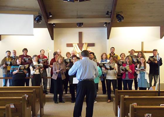 2016 Easter Cantata