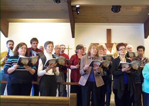 2016 Cantata Choir