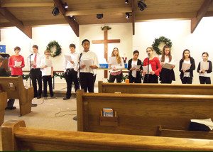 12132015 Youth Choir - 3