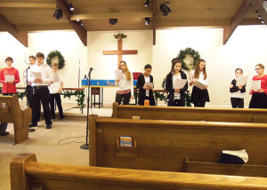 12132015 Youth Choir - 4