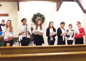 12132015 Youth Choir - 5