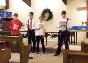 12132015 Youth Choir - 6