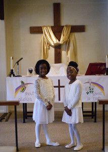 First Communion - April 3, 2016