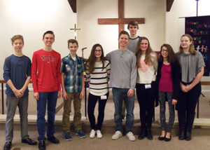 Youth Sunday 2017 - 9