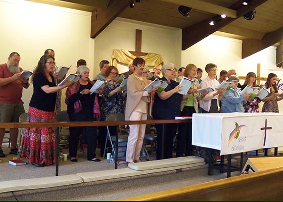 2017 Easter Cantata 2