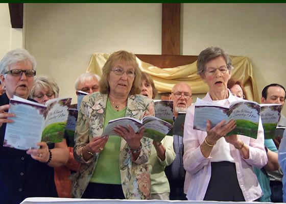 2017 Easter Cantata 3