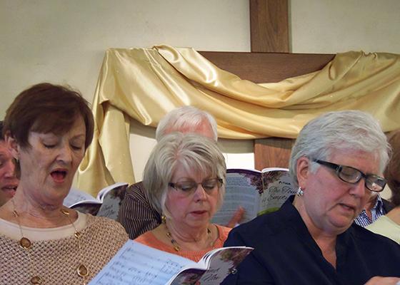 2017 Easter Cantata 10