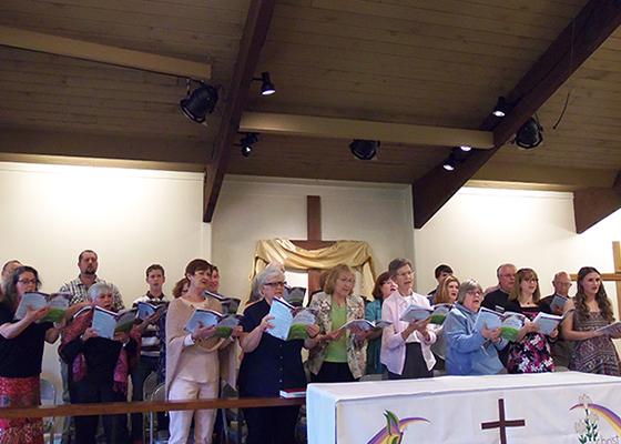 2017 Easter Cantata 24