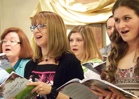 2017 Easter Cantata 35