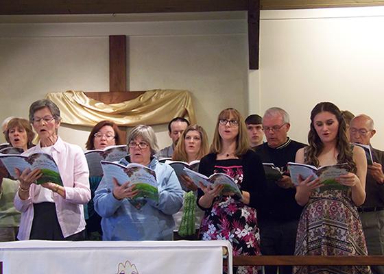 2017 Easter Cantata 36