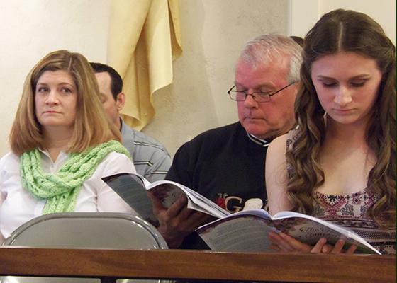 2017 Easter Cantata 22