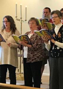 2017 Christmas Cantata - 3