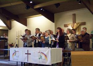 2018 Easter Cantata 1