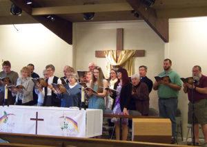 2018 Easter Cantata 8