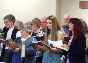 2018 Easter Cantata 9