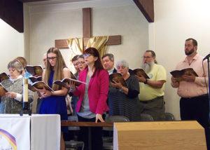 2018 Easter Cantata 12