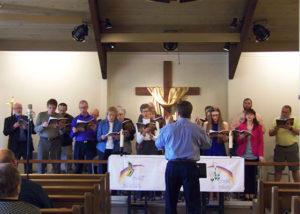 2018 Easter Cantata 16