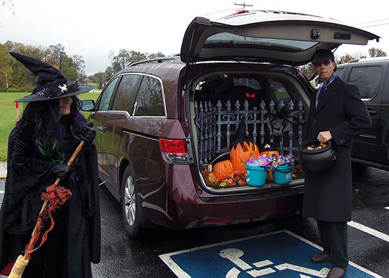 Trunk or Treat - 1