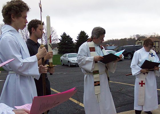 2019 Easter Vigil - 1