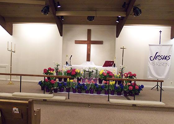 2019 Easter Vigil - 6