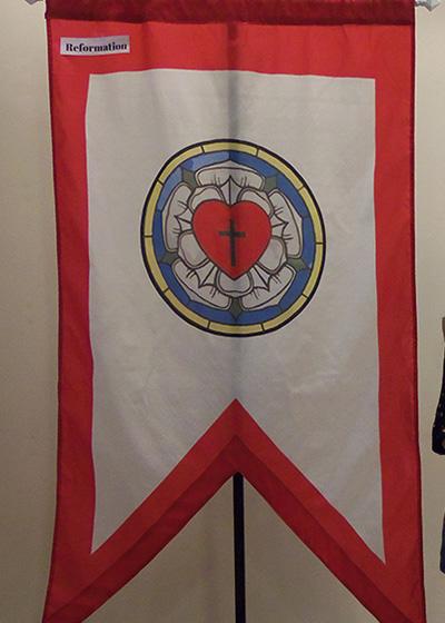 Reformation Day Banner