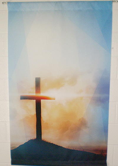 Funeral Service Banner