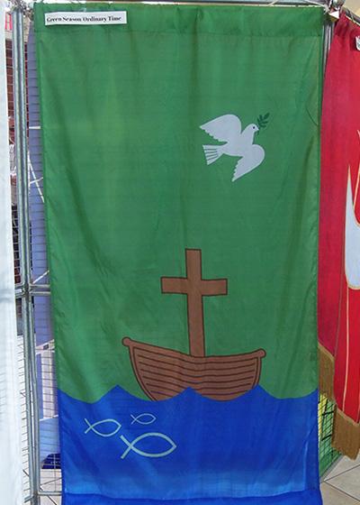Pentecost Season Banner